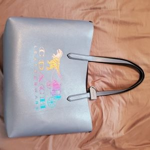 Coach Tote Purse/Bag (almost new)